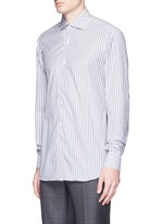 'Milano' stripe cotton shirt