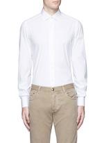 'Parma' stretch cotton shirt