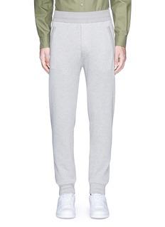 Acne Studios'Johna' zip pocket jogging pants