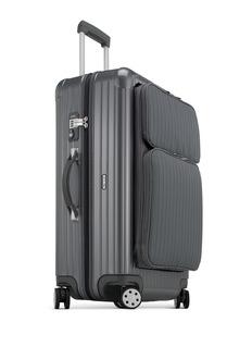 RIMOWASalsa Deluxe Hybrid Multiwheel® (Seal Grey, 89-litre)
