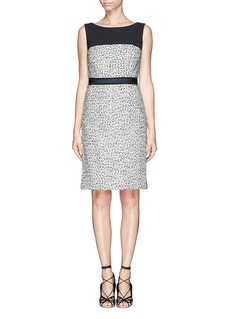 TORY BURCH 'Lucille' tweed dress
