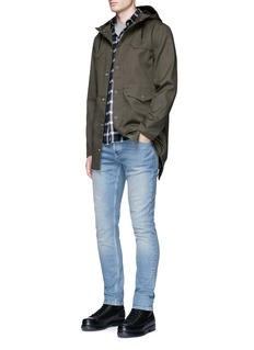 TopmanMid rise slim fit jeans