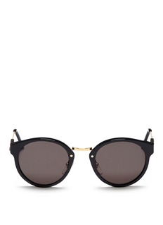 SUPER 'Panamá' metal temple acetate sunglasses
