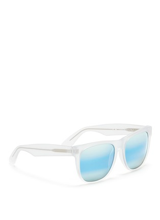 Figure View - Click To Enlarge - SUPER - 'Classic' mirror sunglasses