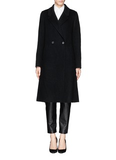THEORY 'Lynella' double-breasted coat