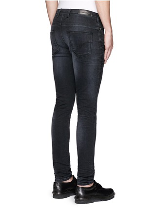 Back View - Click To Enlarge - Neil Barrett - Super skinny fit jeans