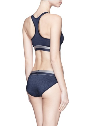 Back View - Click To Enlarge - CALVIN KLEIN ATH - 'Magnetic Force' Asian fit bikini