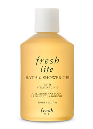 Main View - Click To Enlarge - Fresh - Fresh Life Bath & Shower Gel 300ml