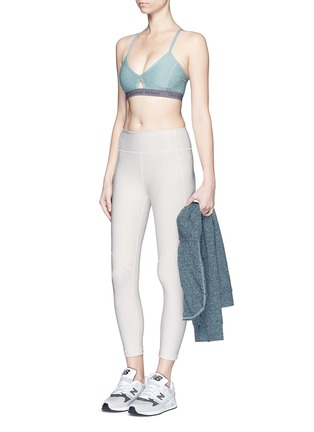 Figure View - Click To Enlarge - Outdoor Voices - 'Steeplechase' sports bra