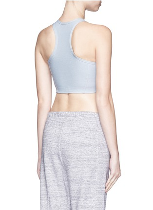 Back View - Click To Enlarge - Outdoor Voices - 'Athena' cropped top