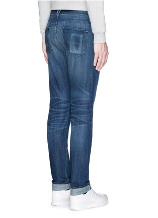 Back View - Click To Enlarge - 3x1 - 'M3' slim fit jeans
