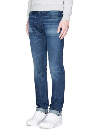 Figure View - Click To Enlarge - 3x1 - 'M3' slim fit jeans