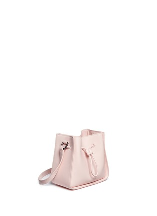 Detail View - Click To Enlarge - 3.1 Phillip Lim - 'Soleil' mini leather drawstring bucket bag