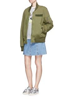 Ground-Zero'Home Girl' cotton sweatshirt