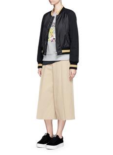 Ground-Zero'Shopaholic' cotton sweatshirt