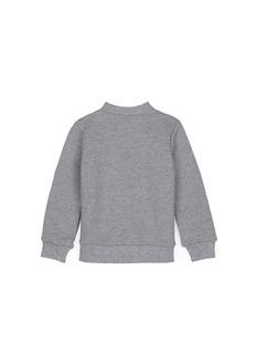 Ground Zero'Future Karl' kids cotton sweatshirt
