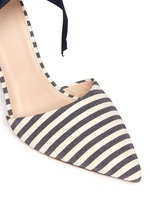 'Elsie' bow-tie pumps