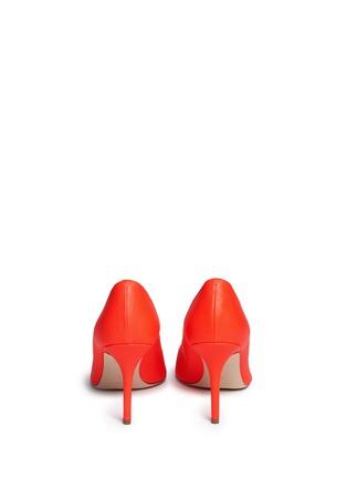 J.CREW-'Elsie' glitter mosaic cap-toe pumps