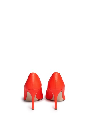 Back View - Click To Enlarge - J.CREW - 'Elsie' glitter mosaic cap-toe pumps