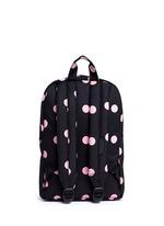 'Heritage' polka dot print kids backpack