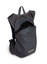 Reflective running backpack