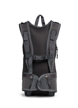 Back View - Click To Enlarge - Adidas By Stella Mccartney - Reflective running backpack