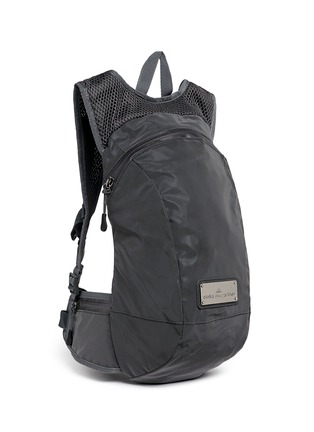 Front View - Click To Enlarge - Adidas By Stella Mccartney - Reflective running backpack