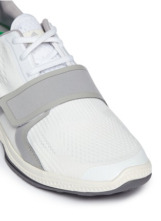 Detail View - Click To Enlarge - Adidas By Stella Mccartney - 'Atani Bounce' mesh sneakers