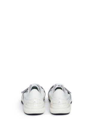 Back View - Click To Enlarge - Adidas By Stella Mccartney - 'Atani Bounce' mesh sneakers