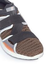 'Pureboost' mesh window running sneakers