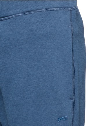Detail View - Click To Enlarge - Denham - 'Roy' cotton sweat shorts