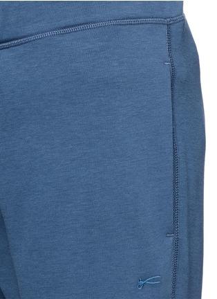 Denham-'Roy' cotton sweat shorts