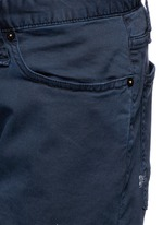 'Razor' cotton chino shorts