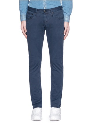 Detail View - Click To Enlarge - Denham - 'Razor' slim fit jeans