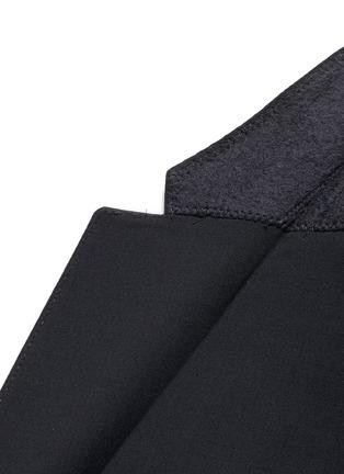 - ARMANI COLLEZIONI - M LINE羊毛西服套装