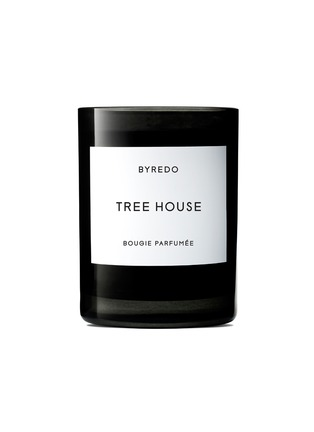 Main View - Click To Enlarge - BYREDO - Tree House Fragranced Candle 240g
