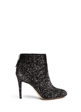 Main View - Click To Enlarge - Sam Edelman - 'Kourtney' coarse glitter ankle boots