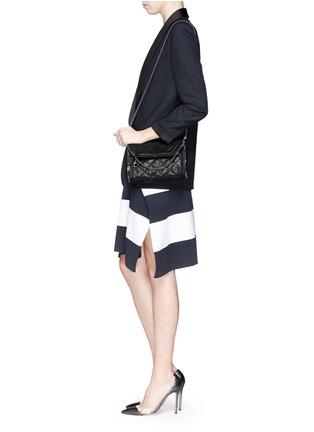 - Stella McCartney - 'Falabella' mini quilted crossbody bag