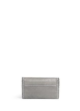 Back View - Click To Enlarge - Stella McCartney - 'Falabella' mini gemstone crossbody bag