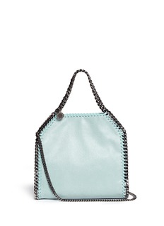 STELLA MCCARTNEY 'Falabella' mini two-way chain bag