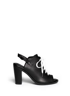RAG & BONE Trafford' slingback lace-up sandals