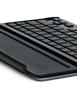 Detail View - Click To Enlarge - LOGITECH - Ultrathin iPad Air keyboard cover - Black