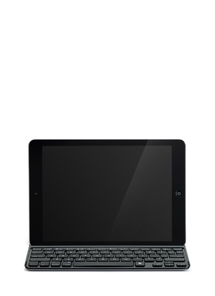 Main View - Click To Enlarge - LOGITECH - Ultrathin iPad Air keyboard cover - Black