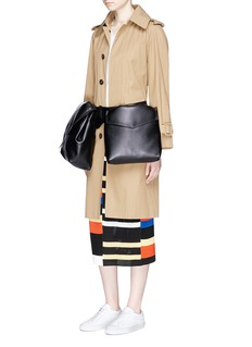 Marni 'Runway' convertible faux leather belt bag