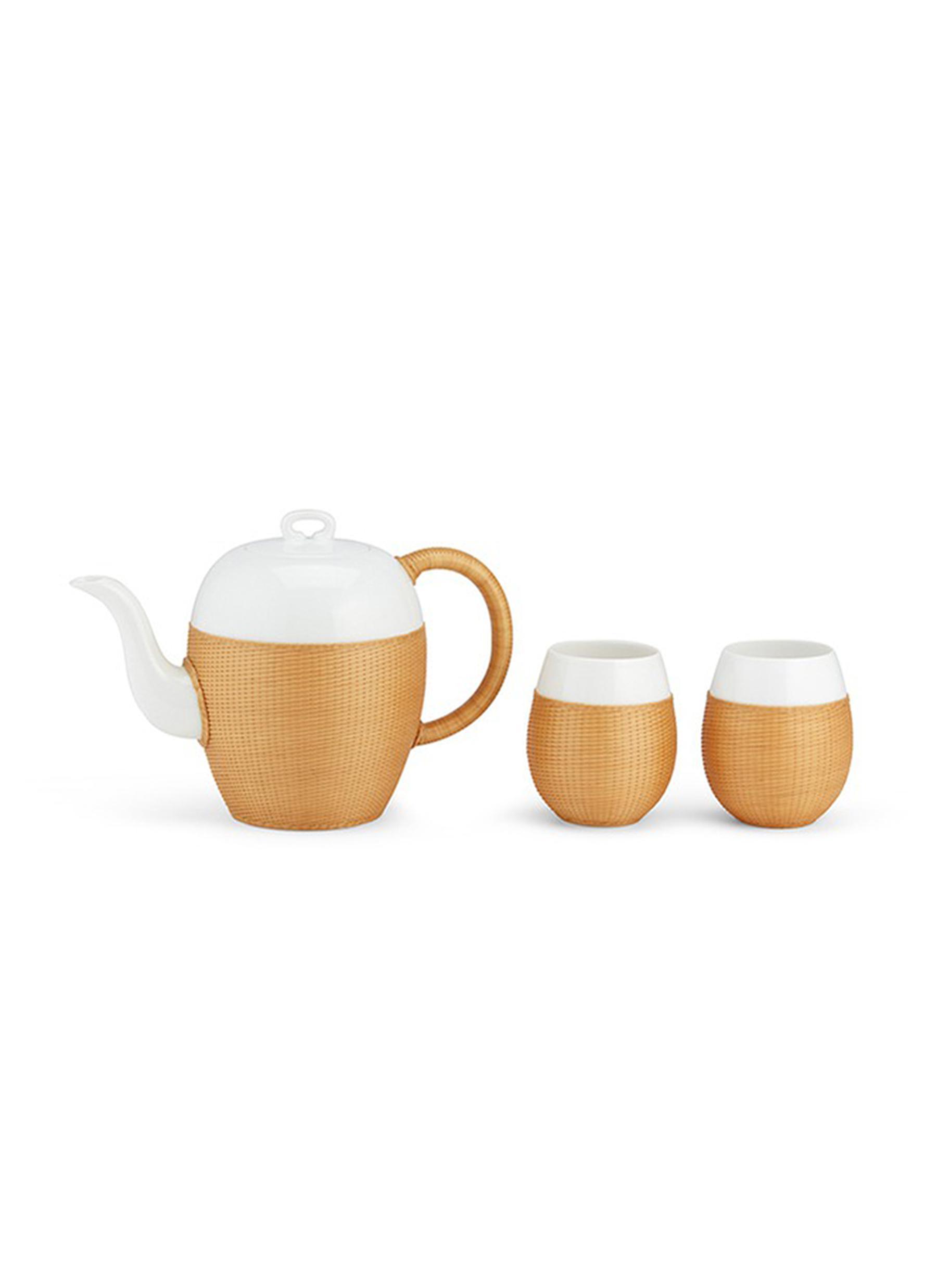 Bridge tea set by SHANG XIA