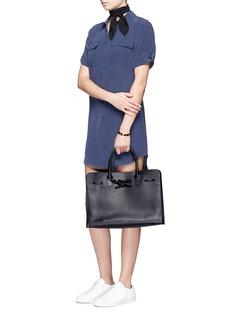 Equipment'Slim Signature' short sleeve shirt dress