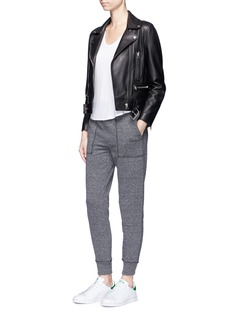 rag & bone/JEAN 'Scout' French terry jogging pants