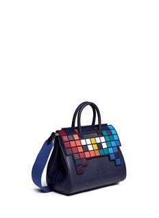 Anya Hindmarch 'Space Invaders Ephson' small leather shoulder bag