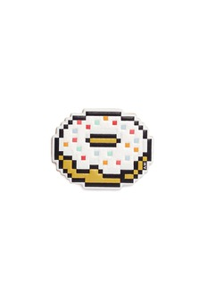 Anya Hindmarch 'Doughnut' embossed leather sticker