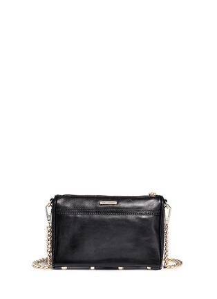 Rebecca Minkoff-'M.A.C.' mini leather crossbody bag